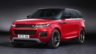 Range Rover Sport render