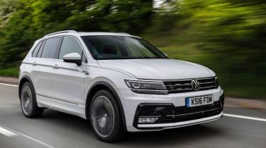 Volkswagen Tiguan R-Line 2016 - front tracking