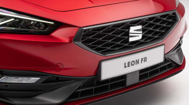 SEAT Leon - grille