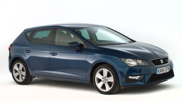 Used SEAT Leon Mk3 - front