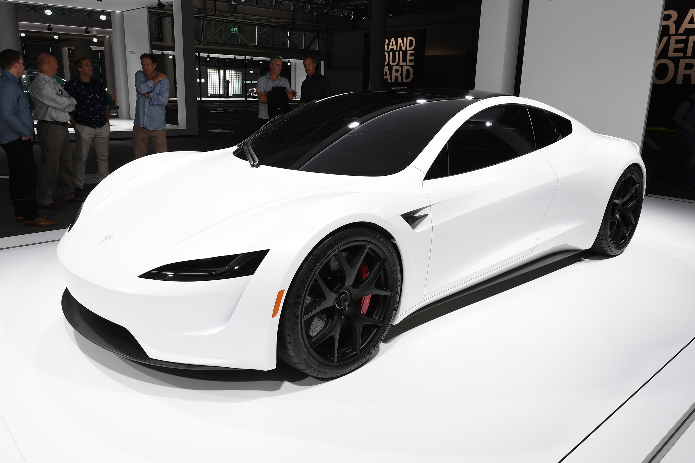 New Tesla Roadster Launch Date Pushed Back To 2022 Auto Express