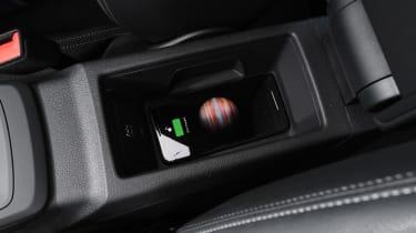 Audi Q2 35 TFSI long-termer - wireless charging