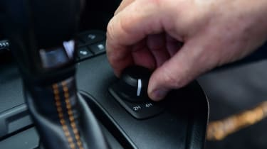 Ford Ranger Wildtrack long termer - first report drive mode