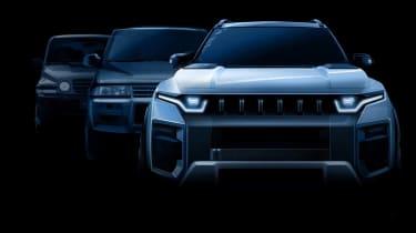 SsangYong SUV range evolution