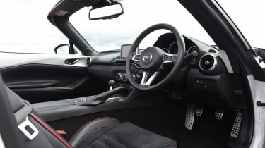 BBR Mazda MX-5 Turbo - interior