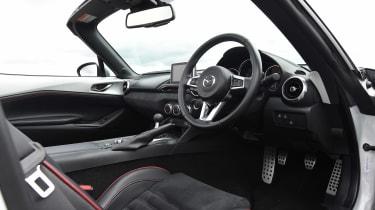 BBR Mazda MX-5 Turbo - interior