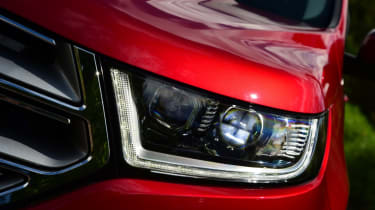 Ford Edge long term - third report front light