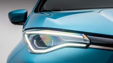 Renault ZOE - front light