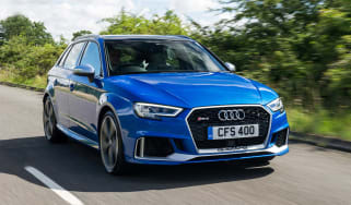 Audi RS3 Sportback - front