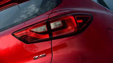 MG ZS - rear light