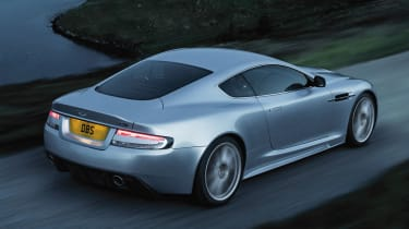 The DBS embodies the very best of high-end british manufacturing.