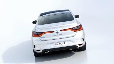New Renault Megane Grand Coupe - studio rear