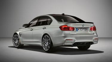 BMW M3 30 Jahre UK edition - rear quarter