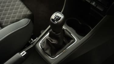 Skoda Rapid Spaceback - transmission