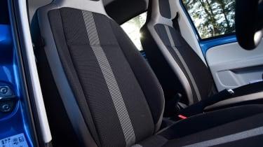 Volkswagen up! - seats