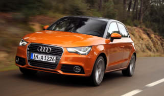 Audi A1 Sportback front tracking