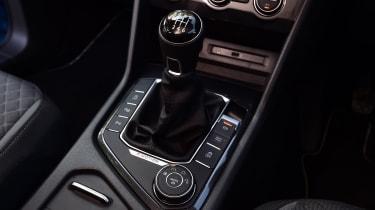 VW Tiguan - gear lever