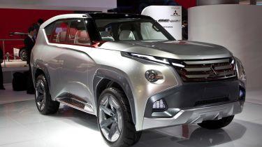 Mitsubishi GC EV