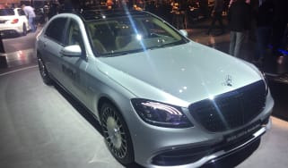 Mercedes-Maybach S-Class - Geneva front