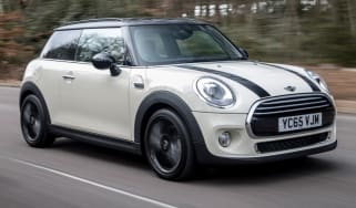 Best first cars for new drivers - MINI Hatch