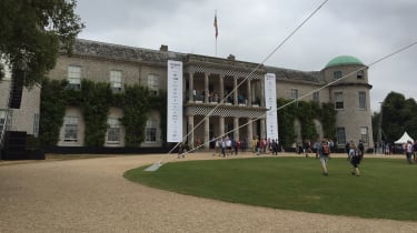 Goodwood Festival of Speed - Goodwood House