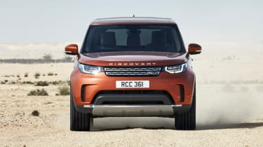 Land Rover Discovery 2017 - official off road 7