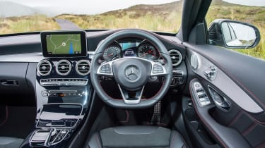 Mercedes-AMG C 43 Estate 2016 - interior