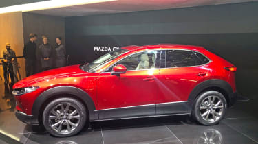 Mazda CX-30 Geneva side
