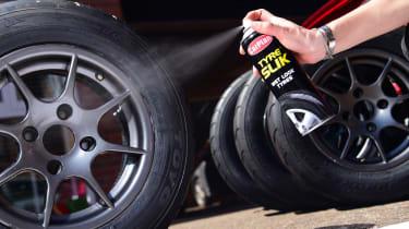 CarPlan Tyre Slik