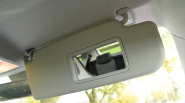 Volkswagen up! - vanity mirror