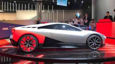 BMW M NEXT Concept - side