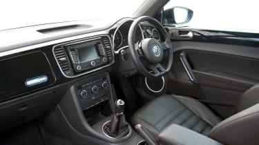 Used Volkswagen Beetle - cabin