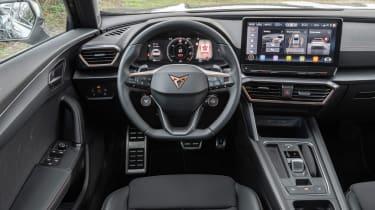 Cupra Formentor e-Hybrid - dash