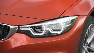 BMW 4 Series - front light