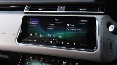 Range Rover Velar SVAutobiography Dynamic - infotainment
