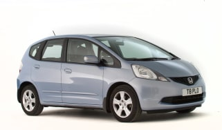 Used Honda Jazz - front