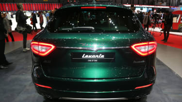Maserati Levante One of One - Geneva full rear
