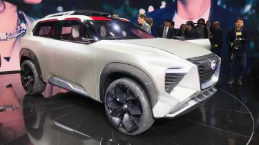 Nissan Xmotion - Detroit front