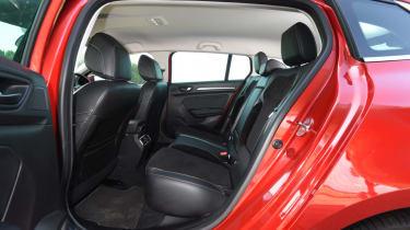 Renault Megane Sport Tourer - rear seats