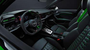 Audi RS 3 Saloon - cabin