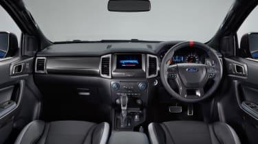 Ford Ranger Raptor - cabin