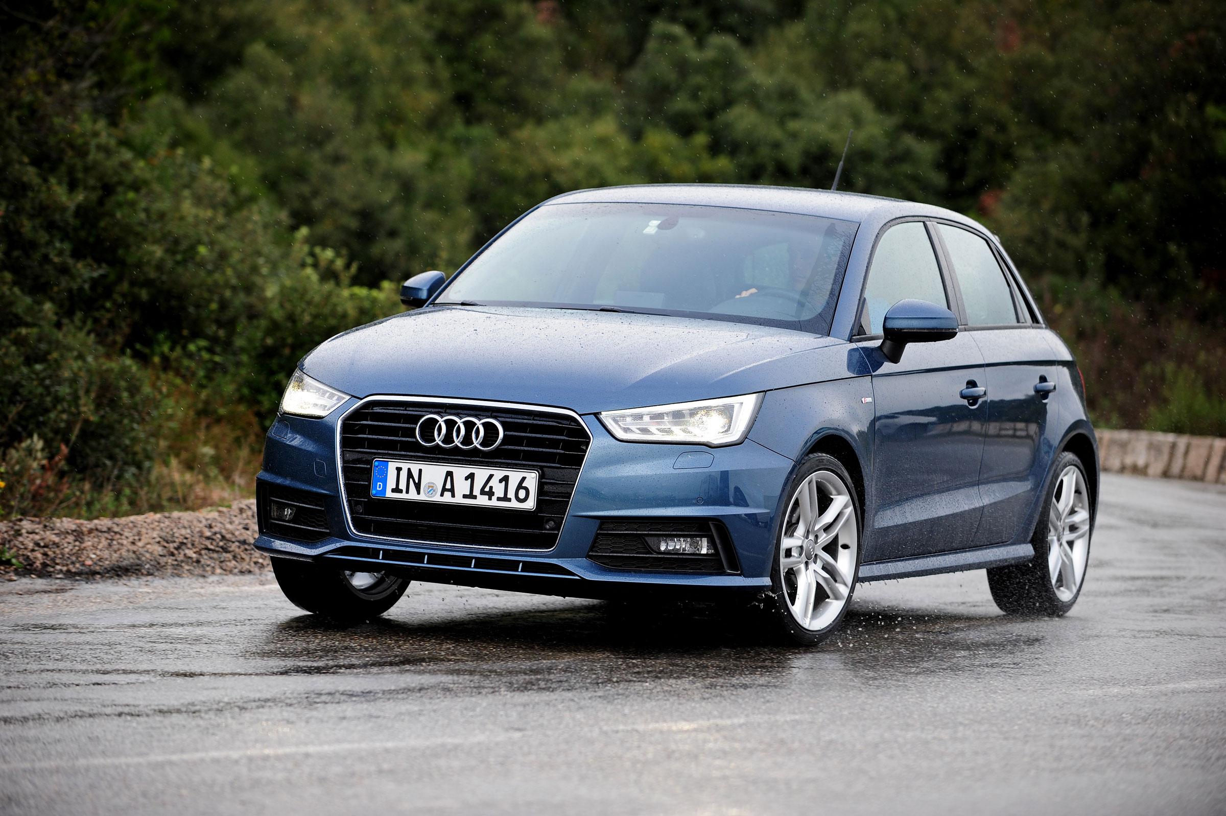 Audi A1 S Line Review Auto Express