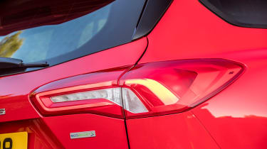 Ford Focus Estate - rear light