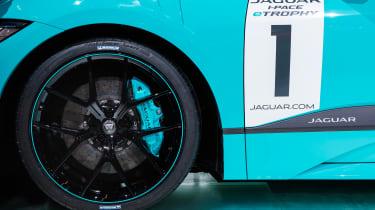 Jaguar I-Pace eTrophy - wheel