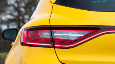 Renault Megane R.S. Trophy - rear lights