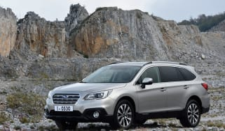 New Subaru Outback 2015 static