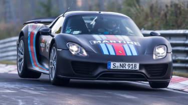 Best hypercars - Porsche 918 Spyder