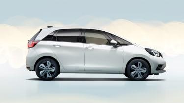 New 2020 Honda Jazz  side