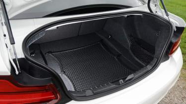 BMW 2 Series - boot