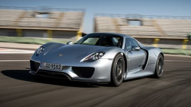 The 918 Spyder will be parting in the modern era hypercar battle along with the Mclaren P1 and LaFerrari.